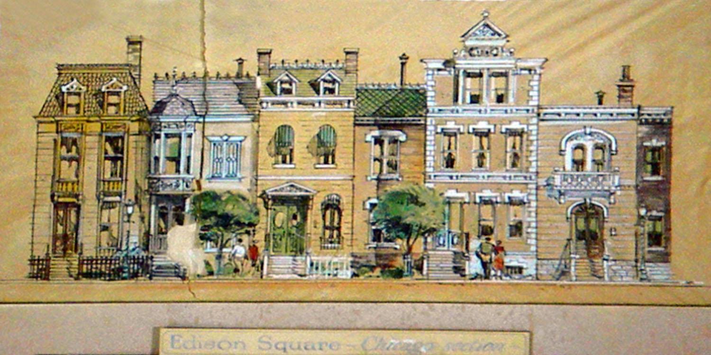 Lost disneylandia progress city u s a for Edison home show