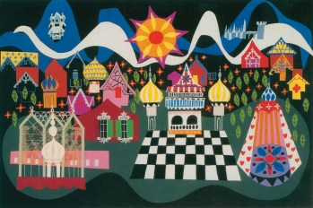 Concept art for it's a small world