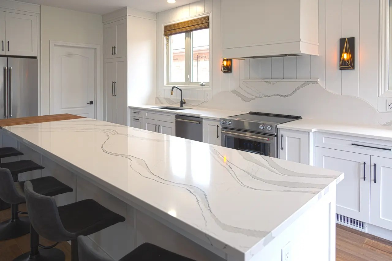 Cambria Quartz Kitchens Progressive Countertop London On Area Quartz Countertops