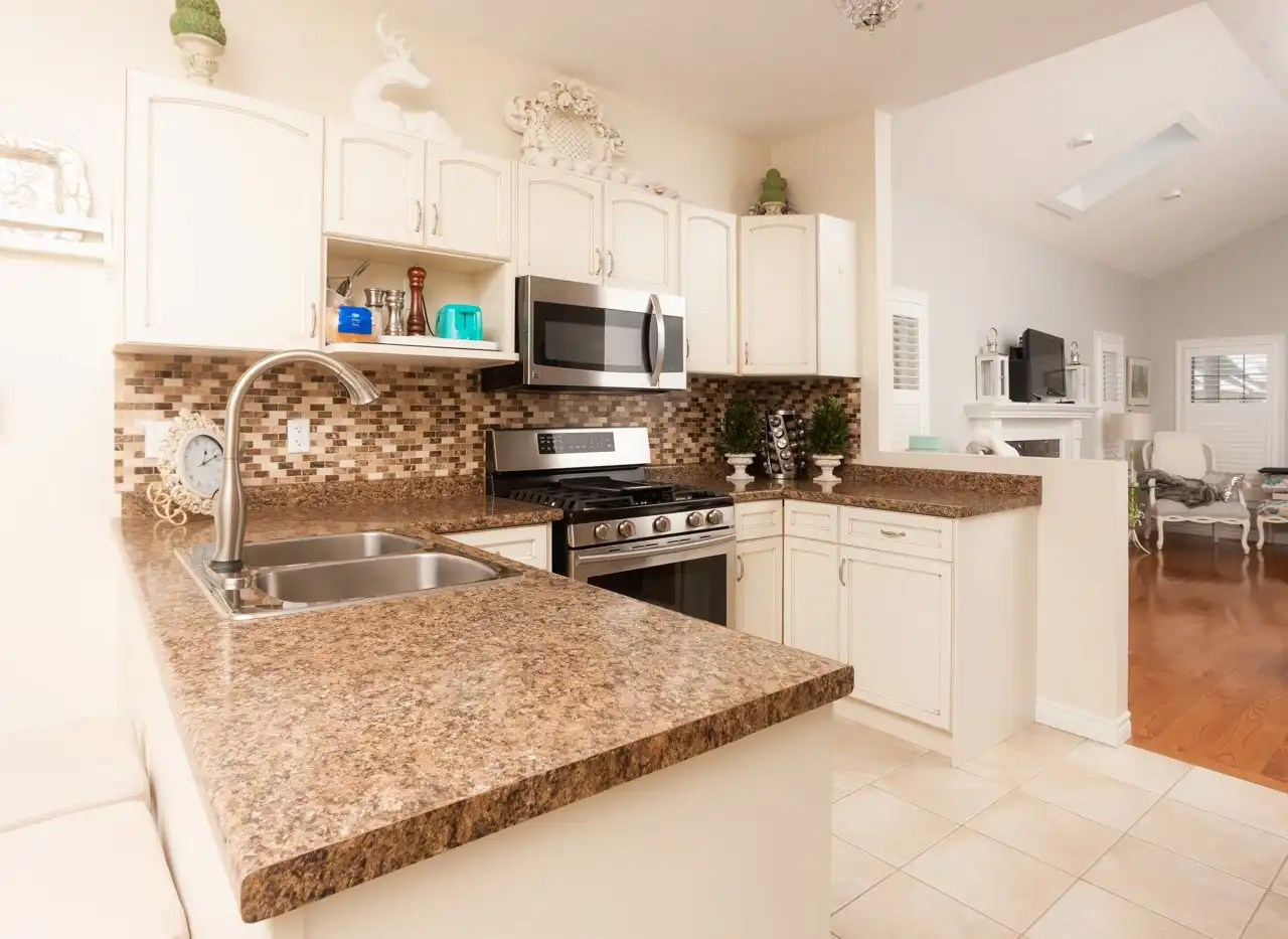 Before After Kitchen Countertops Progressive Countertop London On Area Kitchen Countertops