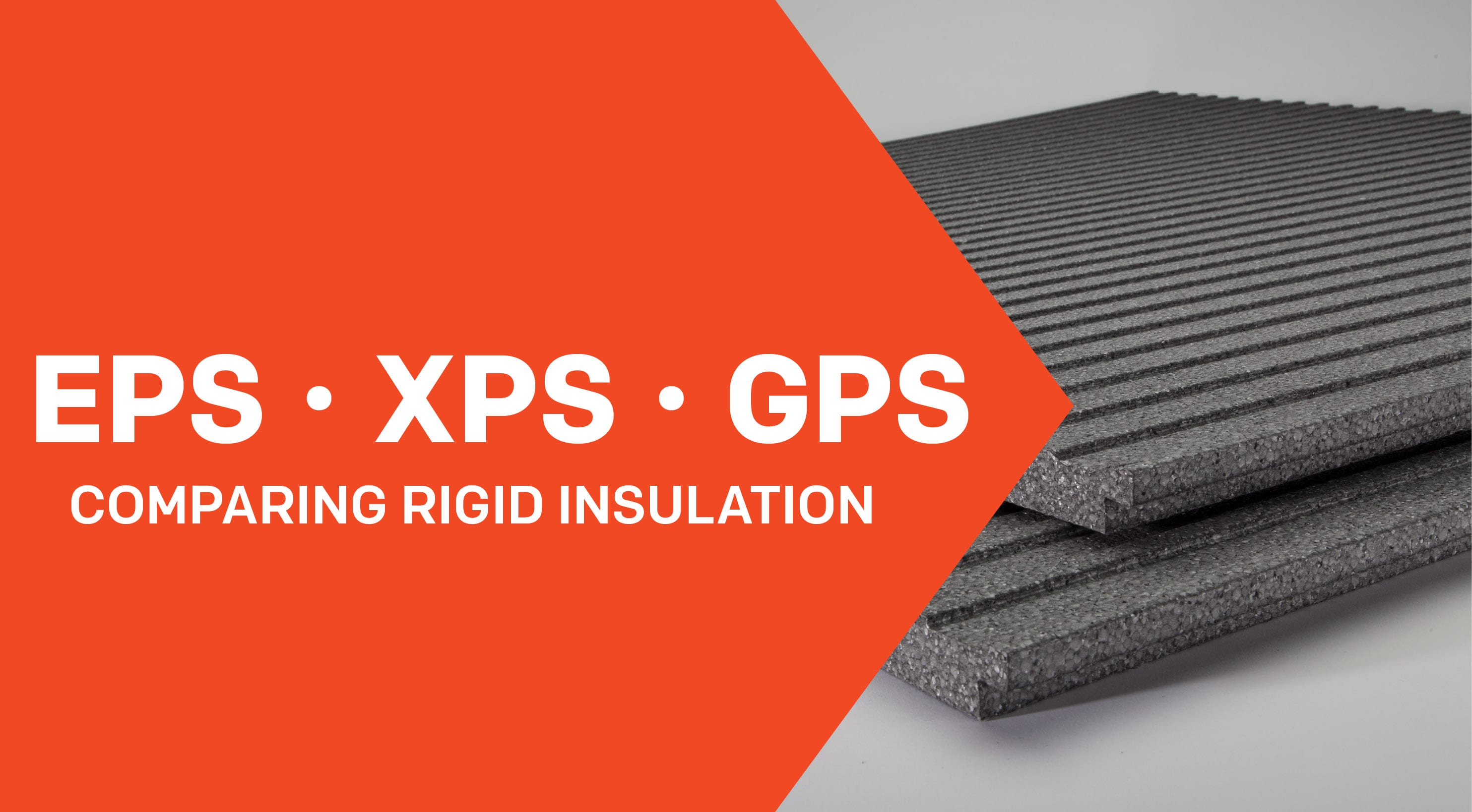 Rigid Insulation Types Eps Vs Xps Vs Gps Comparing Different Types Of Insulation