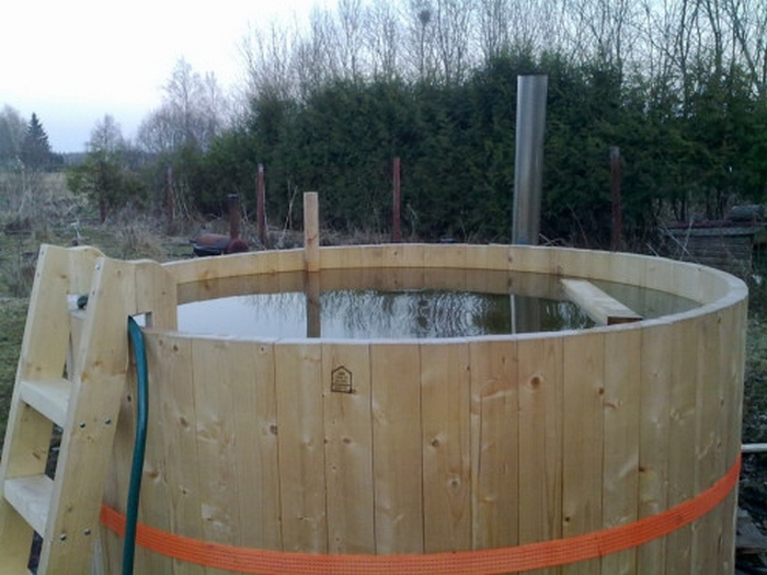 Build Your Own Hot Tub Your Projects Obn