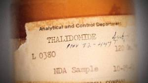 report-thalidomide
