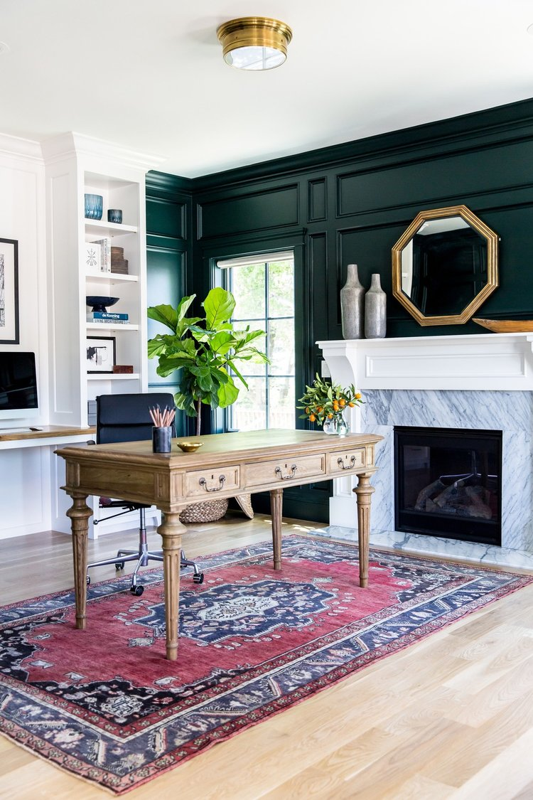 The Best Dark Green Paint Colors To Use In Your Home Project Allen Designs