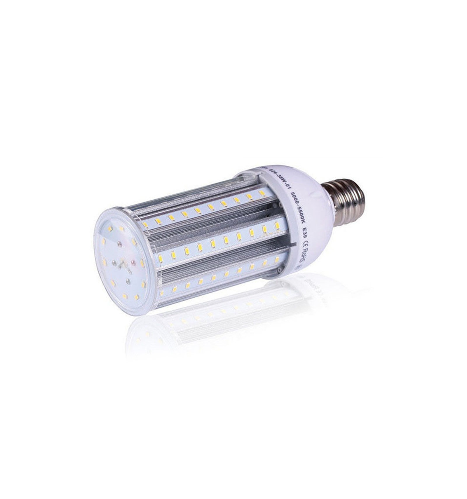 Eclairage Routier Led Led E27 6000k Public Lighting 36w Bulb
