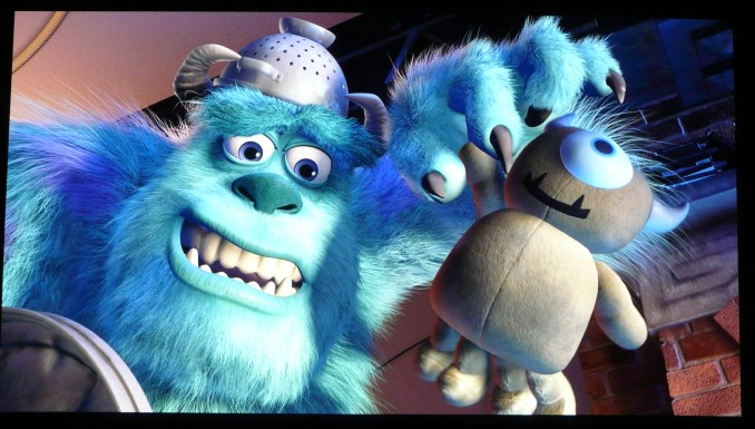 Epson EH-LS10000 Monsters Inc 4K Enhancement 1