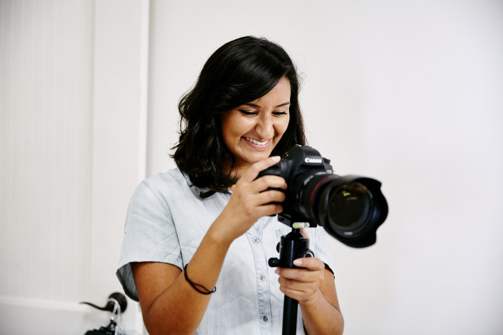 Jamie Morales, our videographer from L.A.