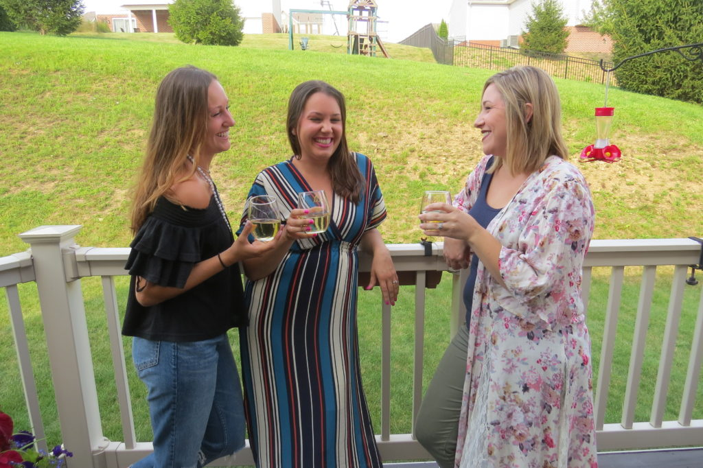 How To Host A Wine Tasting Party Moms Night In Style