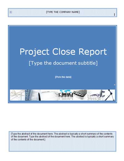 Project Closure Templates - Project News Today