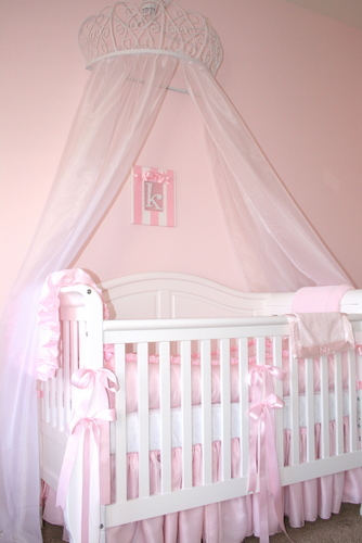 Crib Bed Canopy Rainwear
