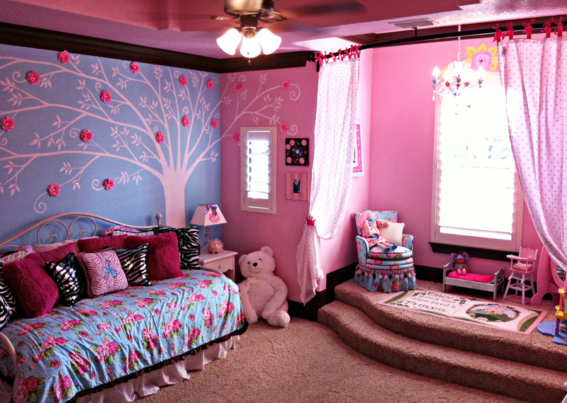 Toddler Half Years A Perfectly Pink Rose Tiffany Blue Room Project Nursery