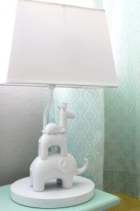 DIY: Make a Nursery Lamp Meet Your Ideal