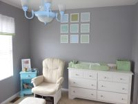 Oliver's Grey/Blue/Green Nursery