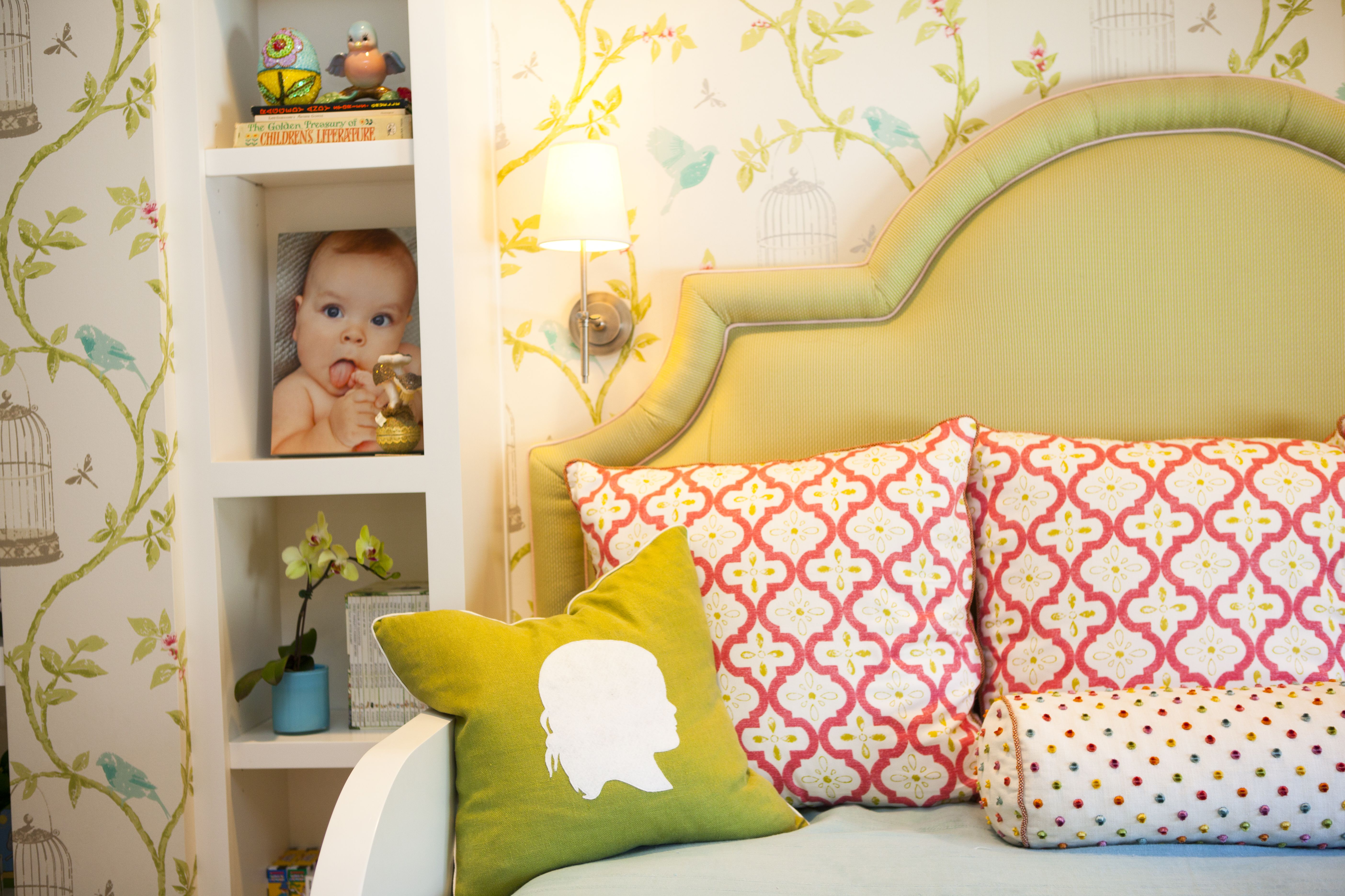 A Girl39s Toddler Room To Grow Into