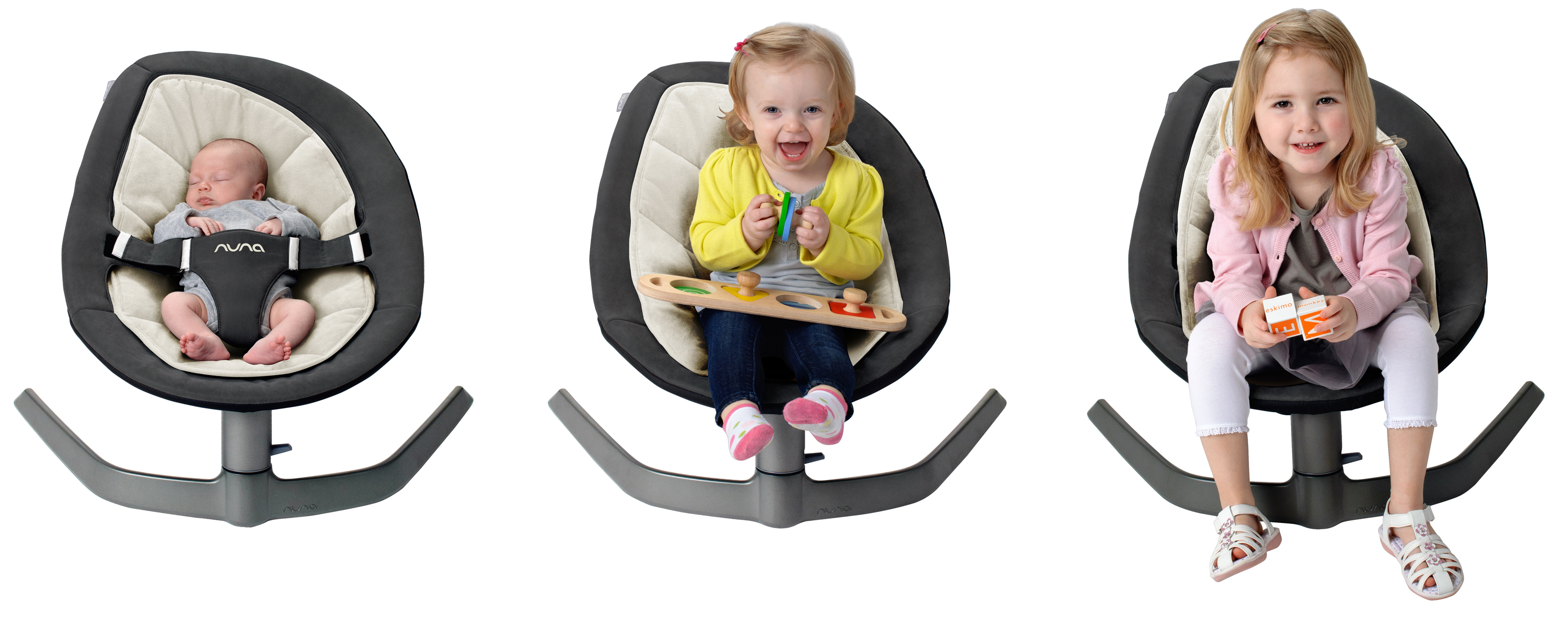 Baby Sleep In Bouncer Or Swing Nuna Leaf Child Seat Review