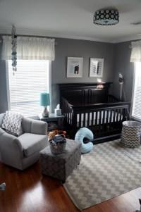 Henry's Chevron Nursery - Project Nursery