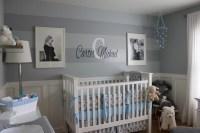 Carter's Peaceful Haven - Project Nursery