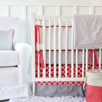 Giveaway: Caden Lane Crib Bedding Set - Project Nursery