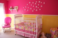 Summer Fun Colors Baby Girl Room - Project Nursery