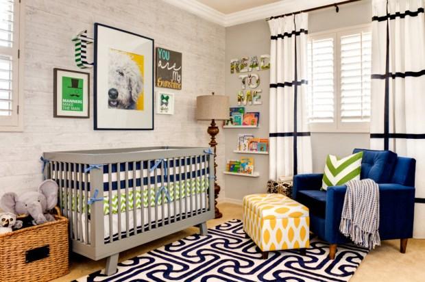 little boy and dog nursery baby ideas