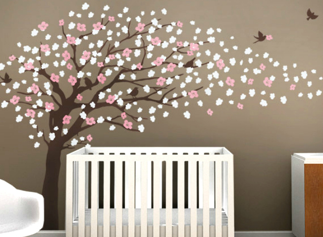 Vinilo Decorativo Para Bebes Tree Wall Decals Roundup - Project Nursery