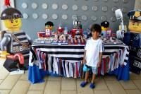 {LEGO City Police Birthday} - Project Nursery
