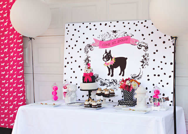Party Reveal A Puppy Birthday Party - Project Nursery - birthday party design