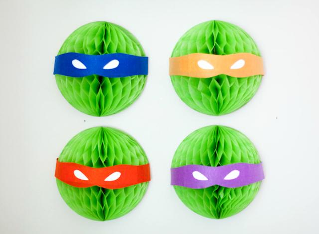 Cowabunga Teenage Mutant Ninja Turtles Party