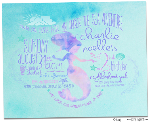 Wallpaper Ideas For Baby Girl Nursery Charlie S Mermaid 2nd Birthday Party Project Nursery
