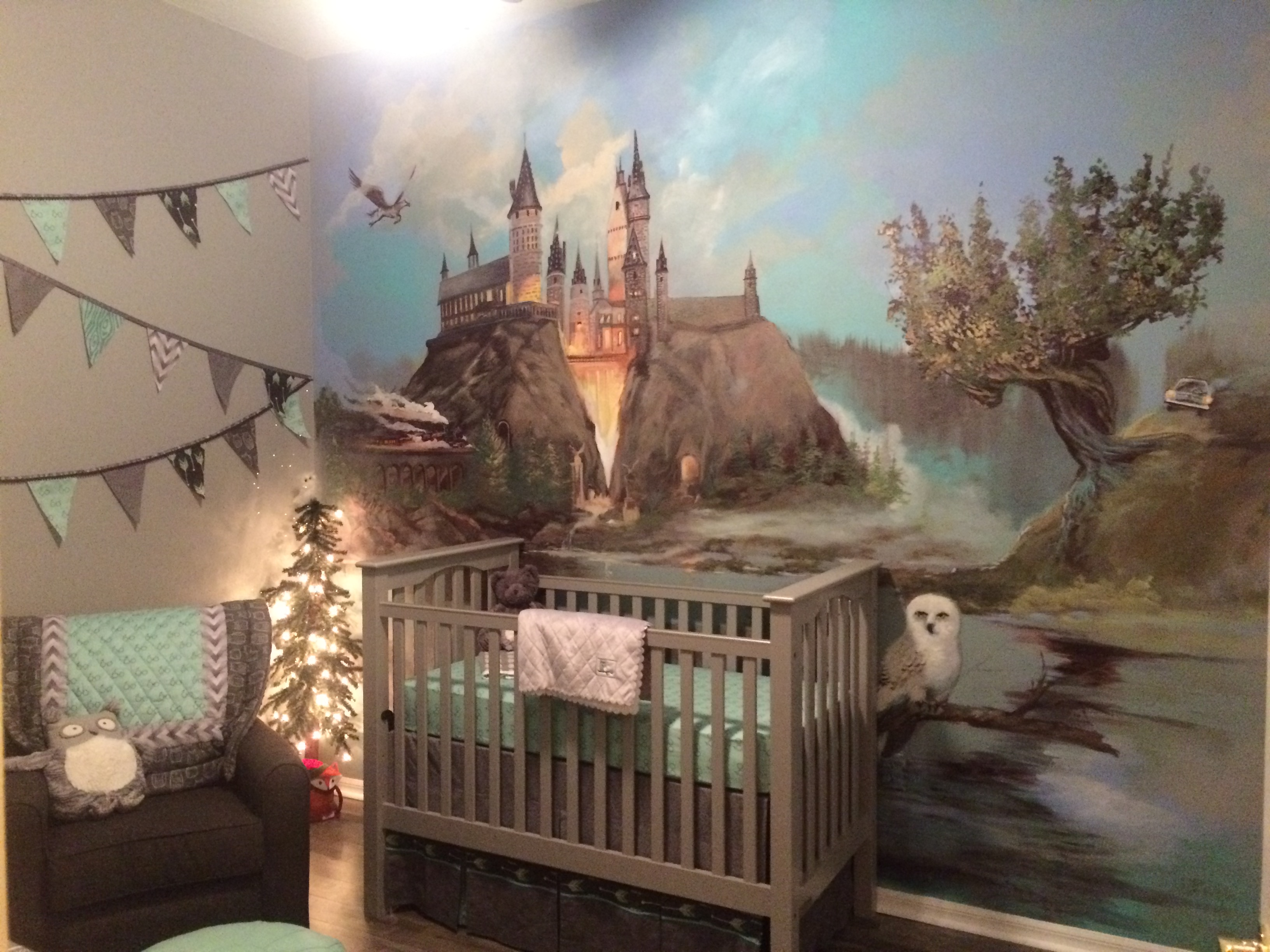 Fall Rug Wallpaper A Harry Potter Inspired Nursery Project Nursery