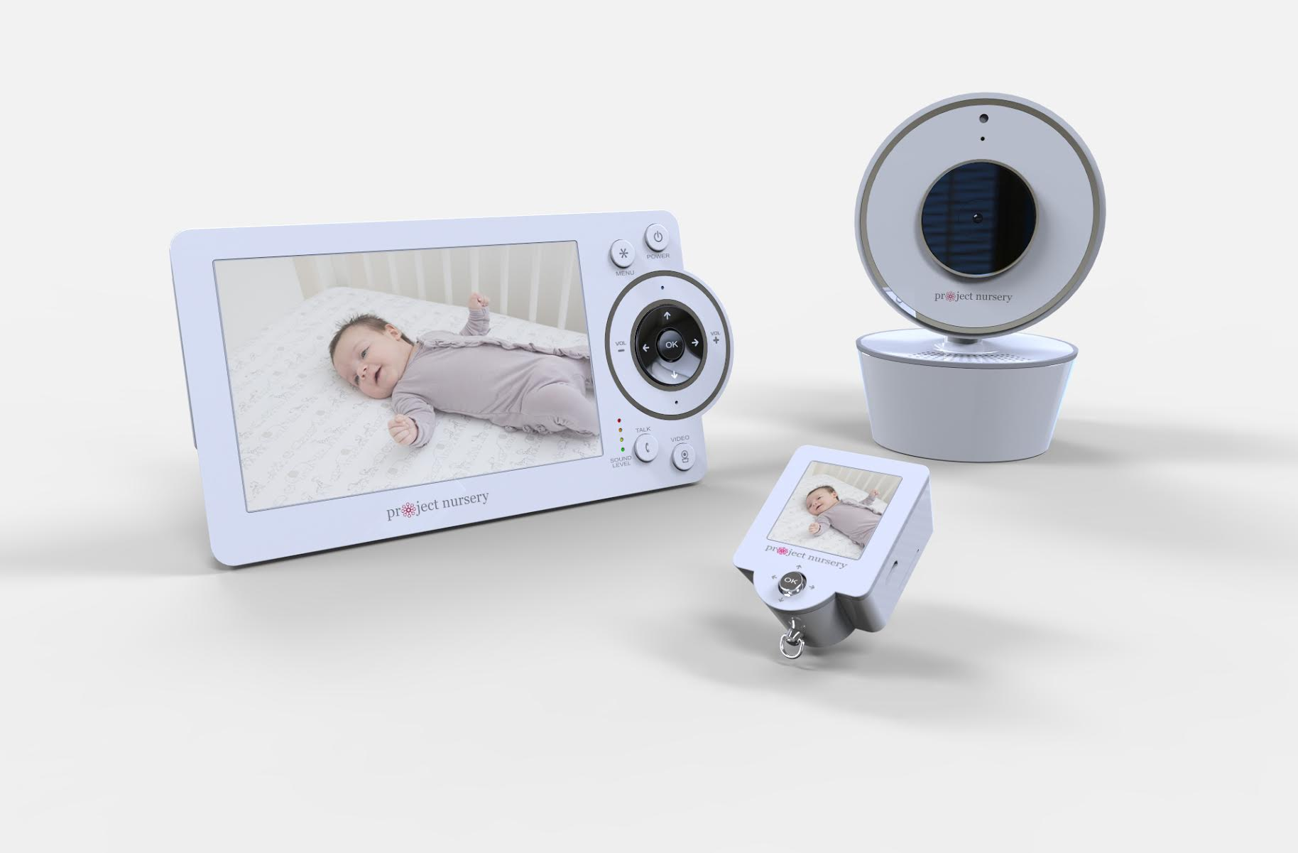 Baby Sensor Pn Launches Its New Baby Monitor At Ces Project Nursery