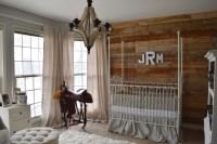 Jaxon's Neutral Vintage Cowboy Nursery - Project Nursery