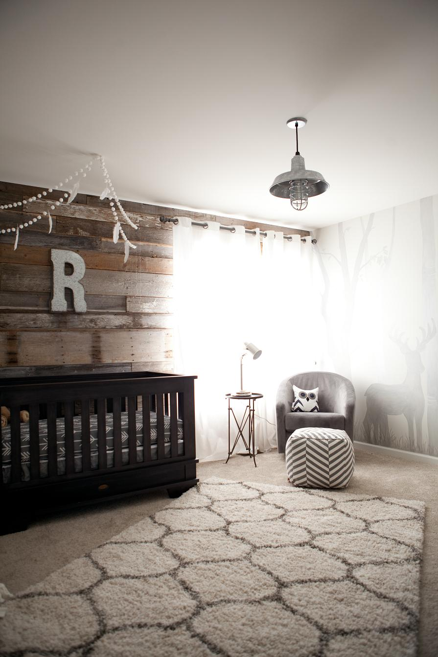 Ikea Baby Furniture Ryder's Modern Rustic Outdoor Inspired Nursery - Project