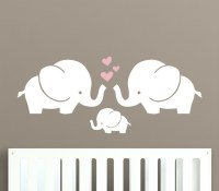 These Guys will be Your Decal BFFs - Project Nursery