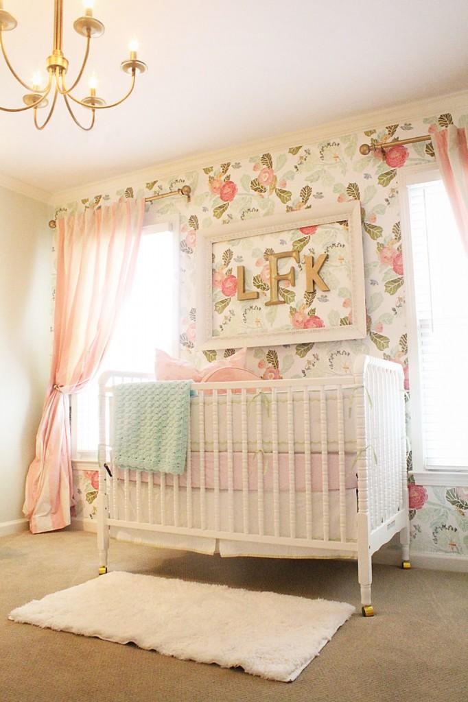 Pretty in Pink 55 Pink Nurseries - Project Nursery