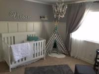 Viv's Gray and White Nursery - Project Nursery