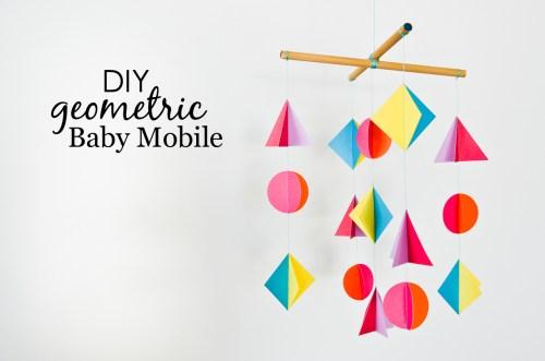 Medium Of Diy Baby Mobile