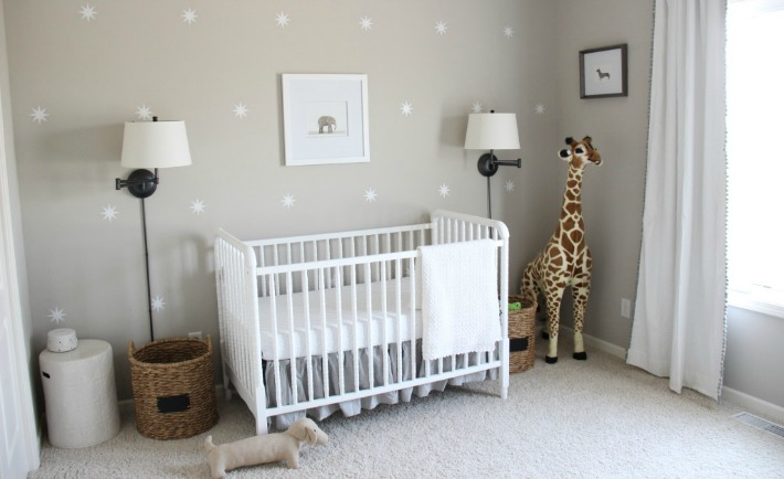 Babyzimmer Junge Modern Rooms And Parties We Love This Week - Project Nursery