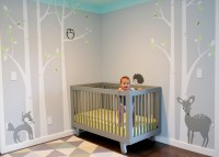 13+ Wall Designs, Decor Ideas For Nursery | Design Trends ...