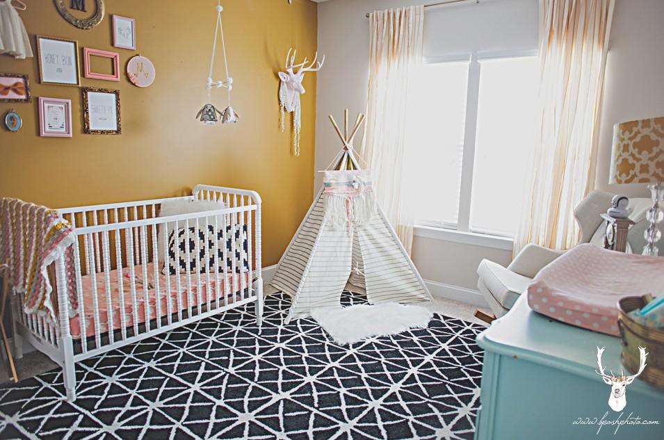 Wallpaper Ideas For Baby Girl Nursery 12 Nursery Trends For 2016 Project Nursery