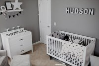 Black and White Nursery Search by Ubbi - Project Nursery