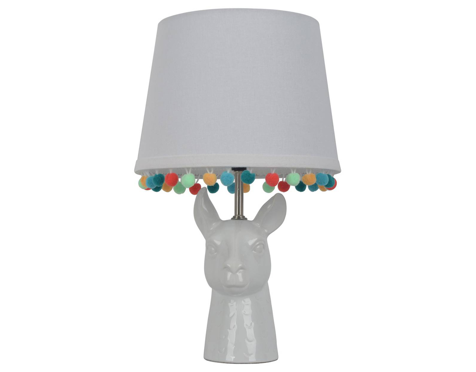 Nursery Touch Lamp Llama Nursery Decor Trend Project Nursery