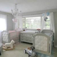Boy/Girl Twin Elegant Nursery