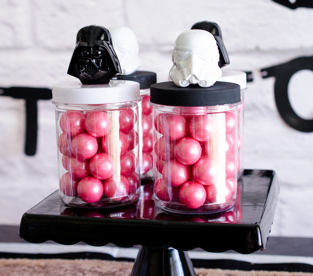 Star Wars Cooking Supplies Pink And Sparkly Star Wars Party Project Nursery