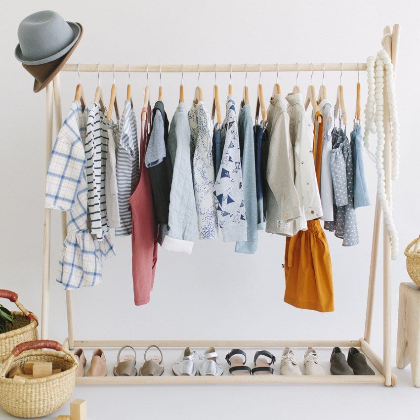 Now This Is How To Organize A Nursery Closet Project Nursery