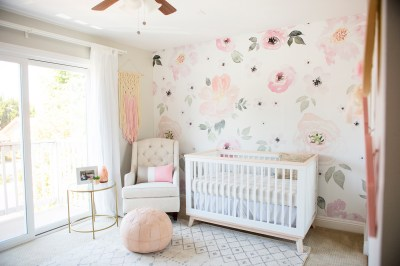 In the Nursery with Fantastically Fit (again!) - Project Nursery