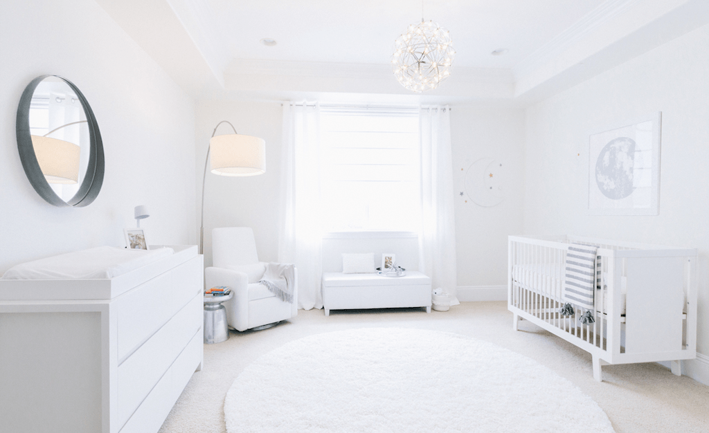 Runder Teppich Kinderzimmer How To Choose A Rug For The Nursery - Project Nursery