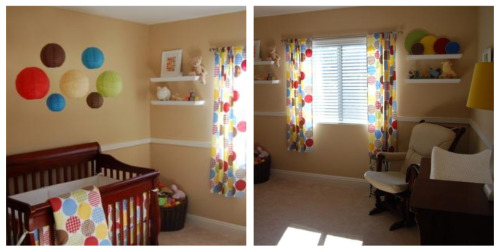 Polka Dots and Stripes Nurseries