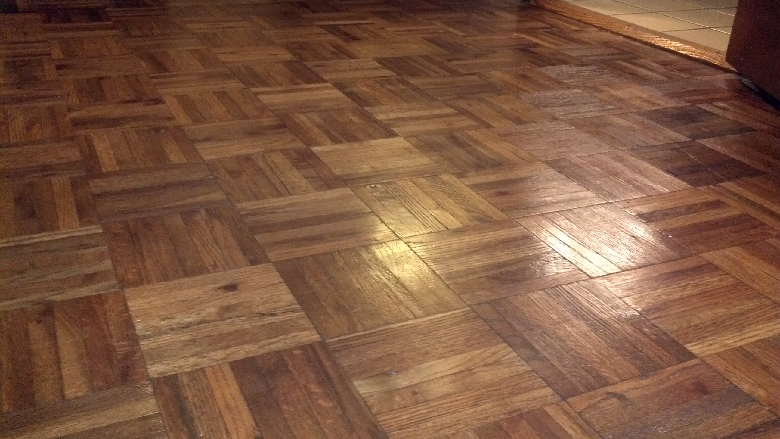 Parqet Day 43 Dull Parquet Floor What To Do Project