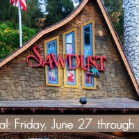 FREE admission to Sawdust Art Festival for OC Residents